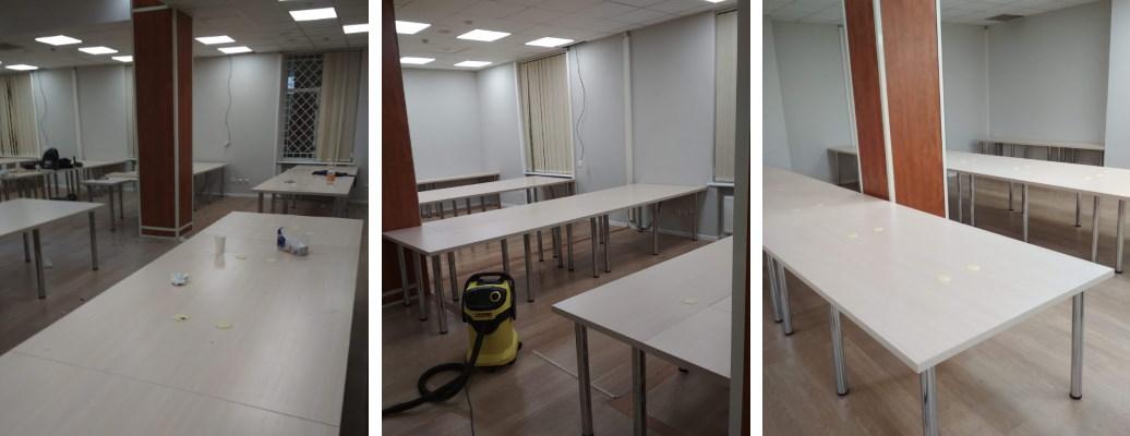 Уборка офиса на Подоле (БЦ Ильинский)