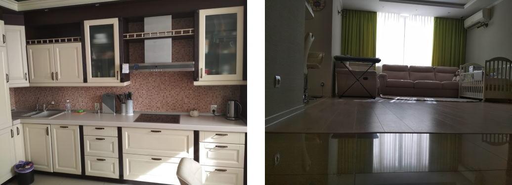 Уборка квартиры на Позняках