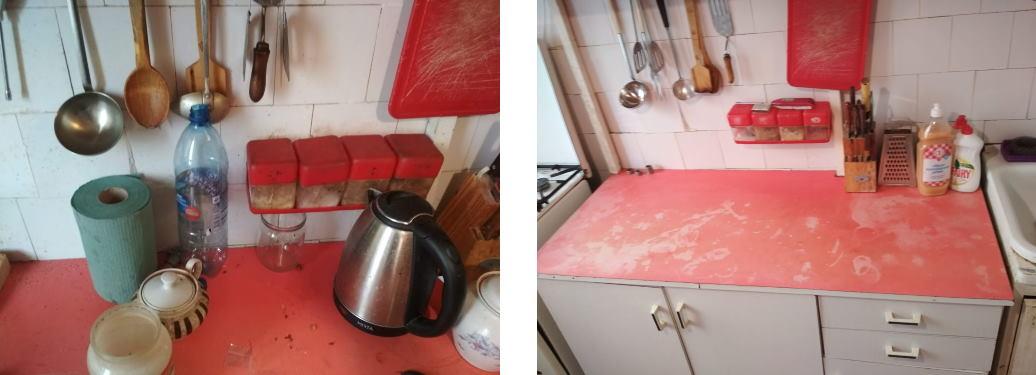 Уборка кухни на Печерске