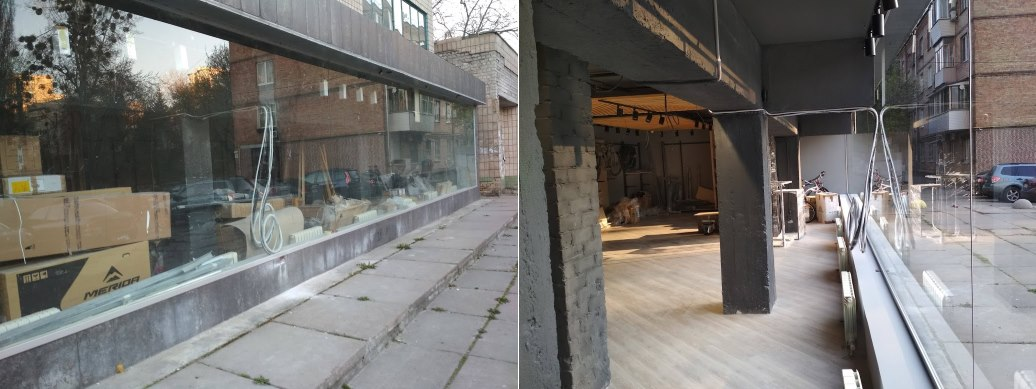 уборка магазина после ремонта