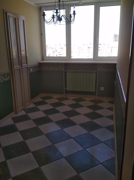 Уборка двухкомнатной квартиры