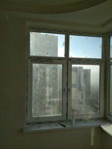окно после ремонта