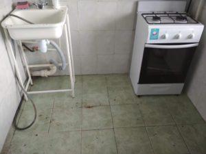 Как отмыть кафель на кухне