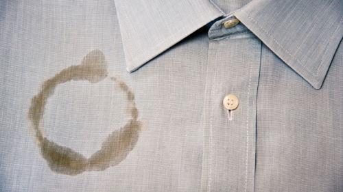 Как вывести пятно от масла с одежды
