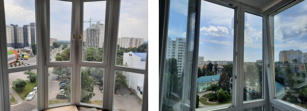 Мойка панорамных окон. Вышгород