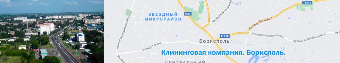 Уборка квартир Борисполь